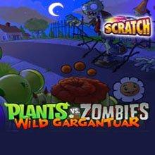 Plants vs Zombies Scratch Card