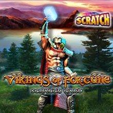Vikings of Fortune Scratch Card