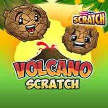Volcano Scratch Card