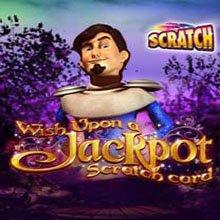 Wish Upon A Jackpot Scratch Card
