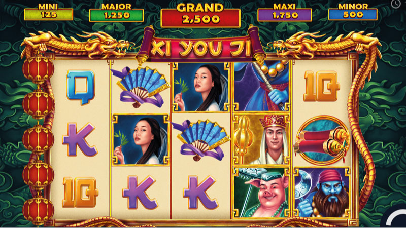 xi-you-ji-slot-gameplay