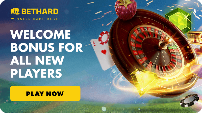 bethard casino review signup