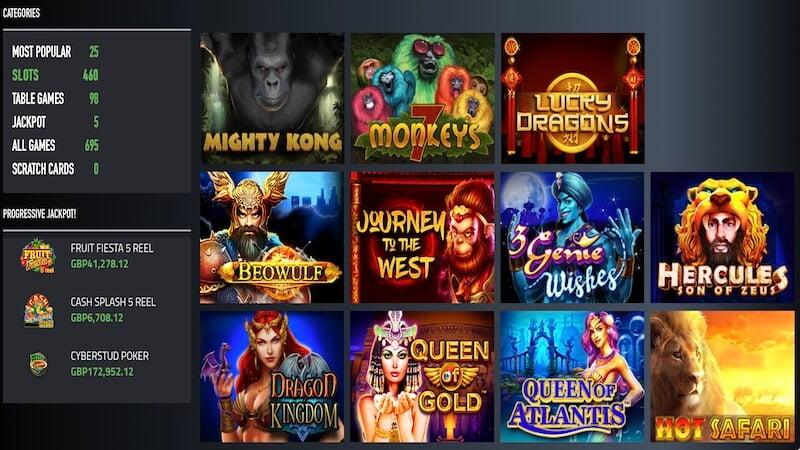 fansbet casino website