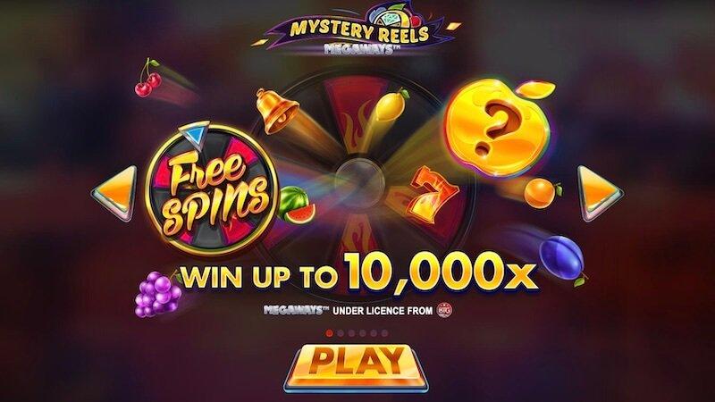 mystery reels megaways slot rules