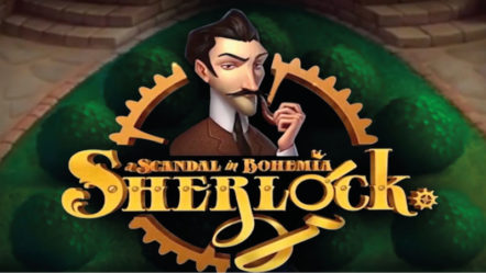 Sherlock: A Scandal In Bohemia Slot