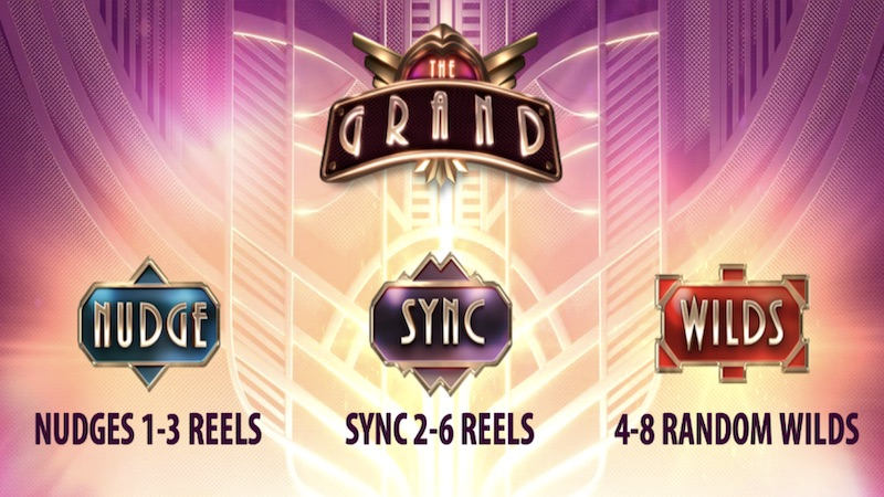 the grand slot rules