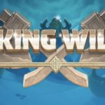 viking wilds slot logo