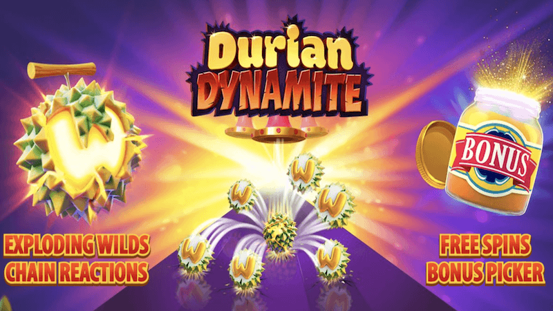 durian dynamite slot rules