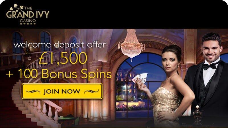 grand ivy casino signup