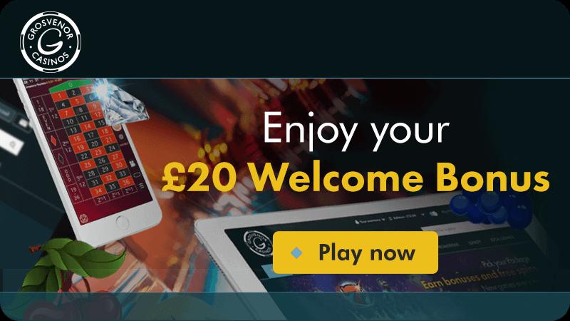 grosvenor casino review signup