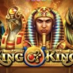 king of kings slot logo