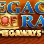legacy of ra slot logo