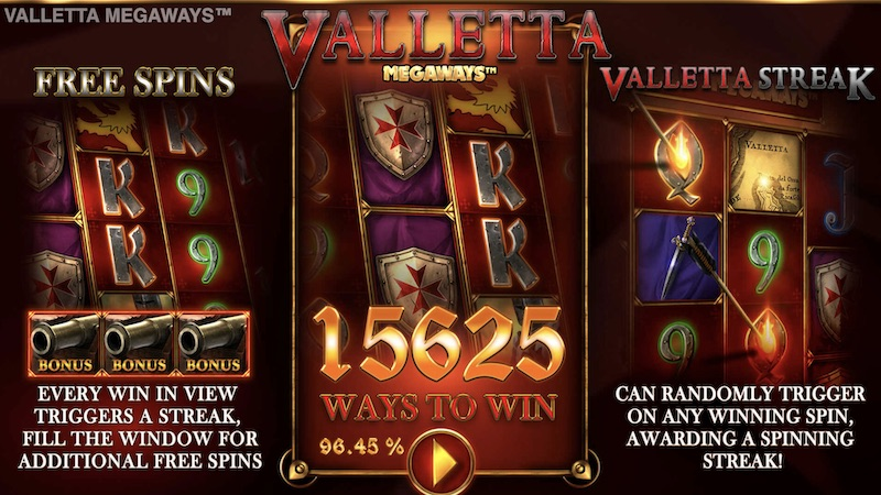 velletta slot rules