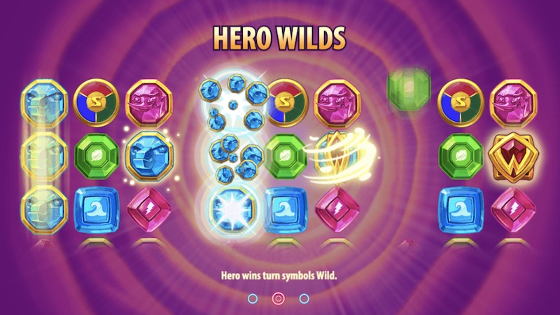 wild worlds slot rules