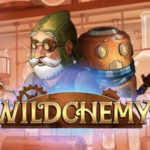 wildchemy slot logo