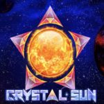 crystal sun slot logo