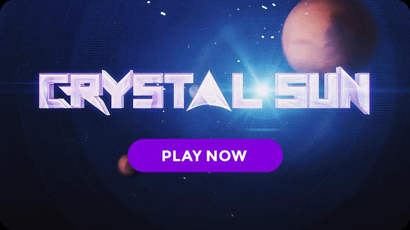 crystal sun slot singup
