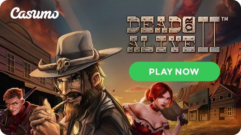 dead or alive 2 slot signup