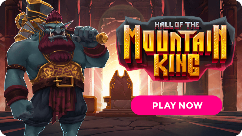 hall of the mountain king slot signup