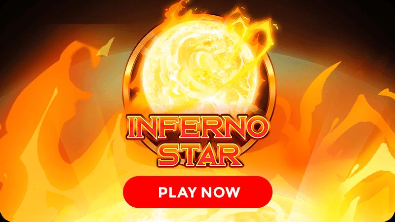inferno star slot signup