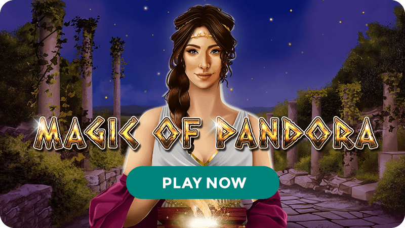 magic of pandora slot signup