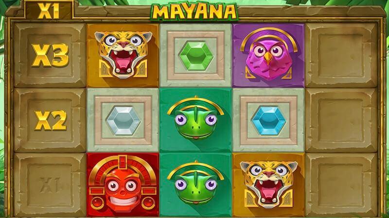 mayana slot gameplay