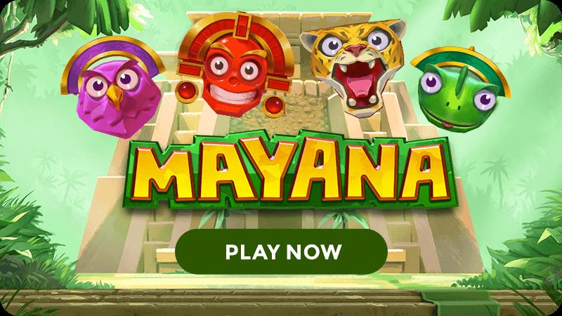 mayana slot signup
