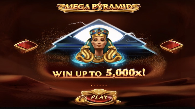 mega pyramid slot rules