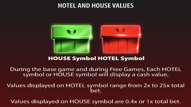 monopoly grand hotel slot rules