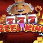 reel king mega slot logo