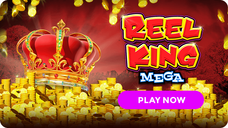 reel king mega slot signup