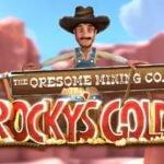 rockys gold slot logo