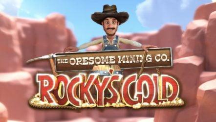 Rocky's Gold Slot