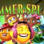 summer splash slot logo