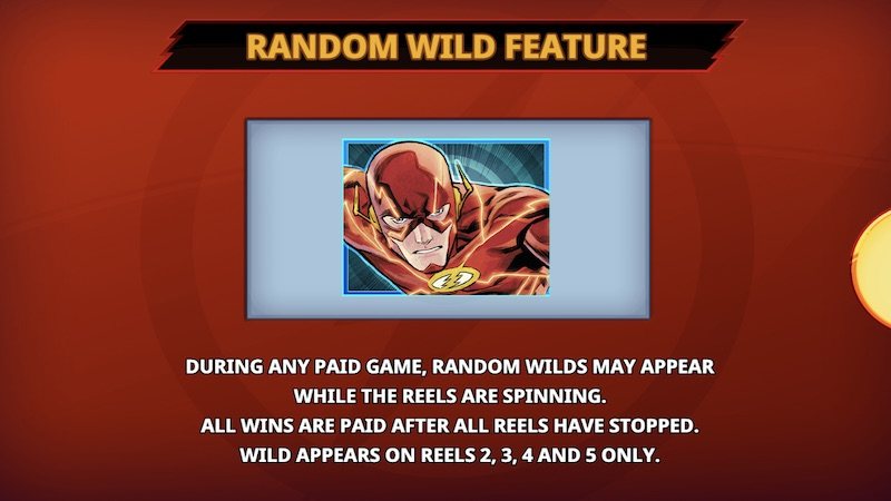 the flash slot rules