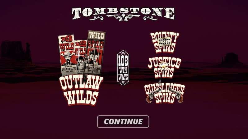 tombstone slot rules
