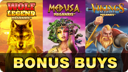 Bonus Buy Slots: A Comprehensive List Including Megaways Slots