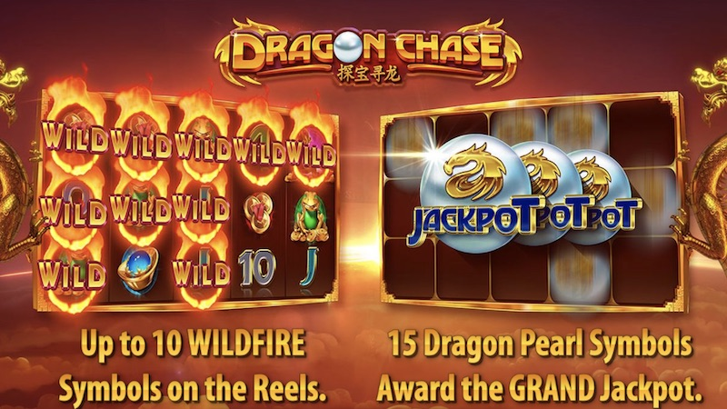 dragon chase slot rules