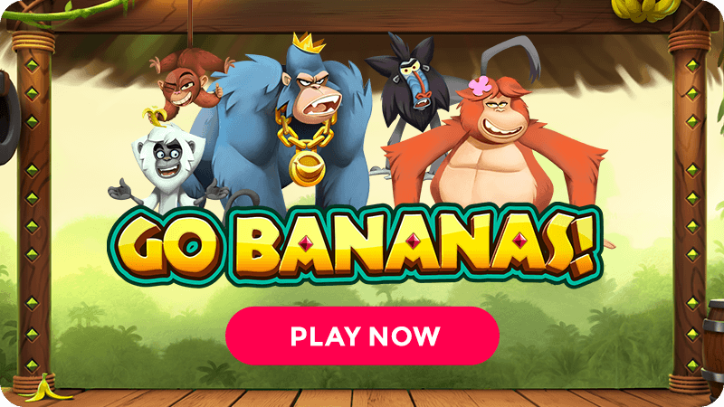 go bananas slot signup