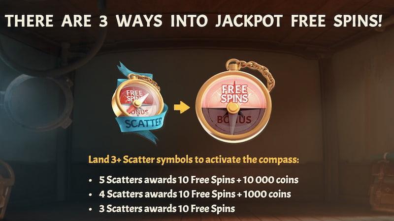 jackpots raiders slot rules