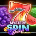 mystery spin deluxe megaways slot logo