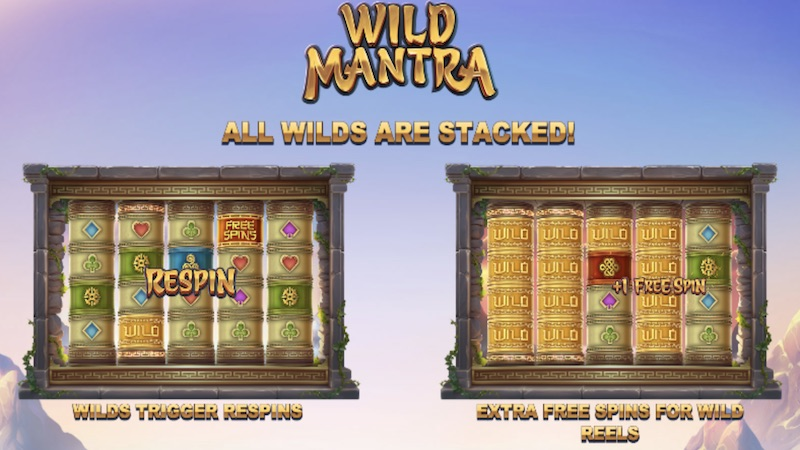 wild mantra slot rules