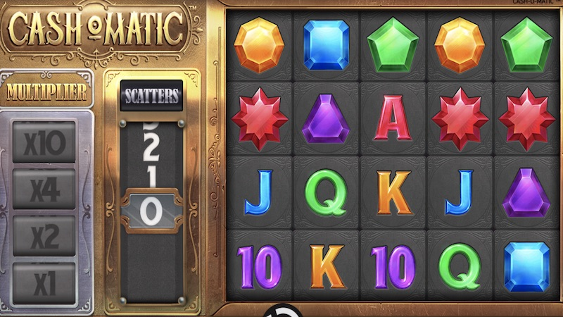 cash o matic slot rules