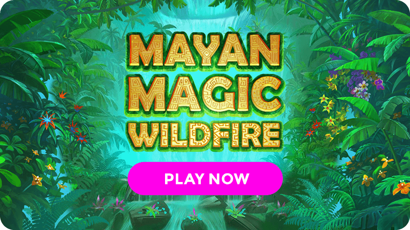 mayan magic wildfire slot signup