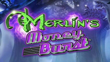 Merlin's Money Burst Slot