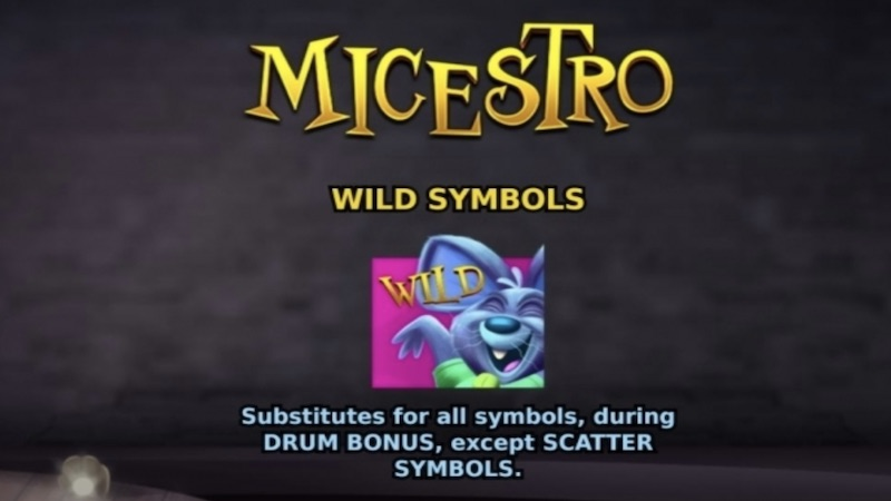 micestro slot rules
