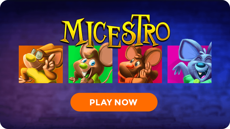 micestro slot signup