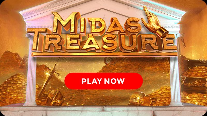 midas treasure slot signup