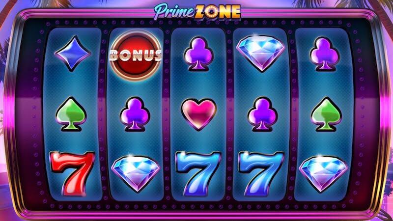 prime zone slot gameplay