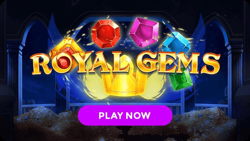 royal gems slot signup